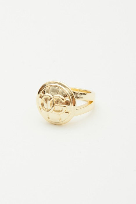 OBEY - Maya Ring, 14K Gold - The Giant Peach