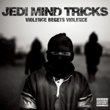 Jedi Mind Tricks - Violence Begets Violence, 2xLP Vinyl - The Giant Peach