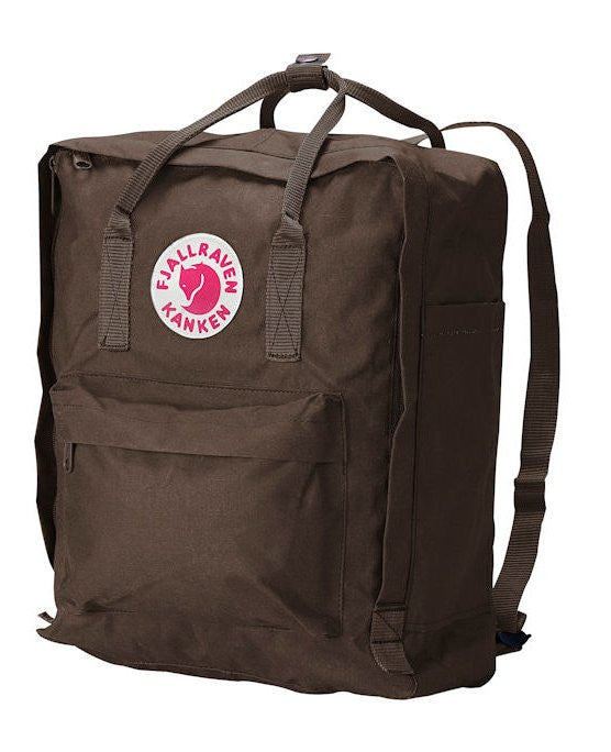 Fjallraven - Kanken Daypack, Brown - The Giant Peach