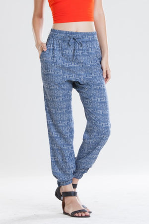 OBEY - Keegan Women's Pants, Mood Indigo - The Giant Peach