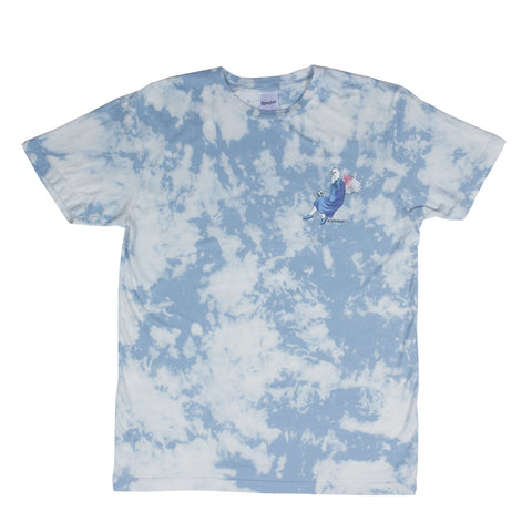 RIPNDIP - Heaven and Hell Men's Tee, Cloud Wash
