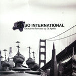 DJ Apollo - So International, Mixed CD - The Giant Peach