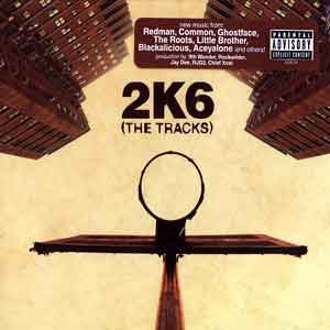NBA 2K6 - The Tracks, 2XLP Vinyl