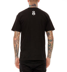 REBEL8 - Sights Set Men's Tee, Black - The Giant Peach - 2