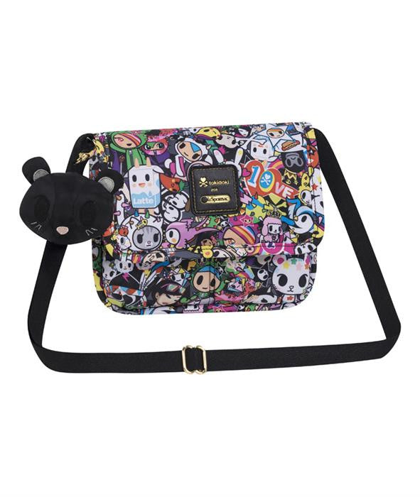 tokidoki x LeSportsac Gelatto Crossbody, Tokidieci - The Giant Peach