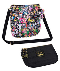 tokidoki x LeSportsac Duet Purse, Tokidieci - The Giant Peach - 2