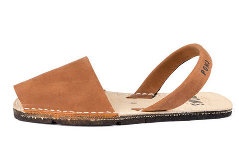 Pons Avarcas - eCo-Classic Sandal - The Giant Peach - 1