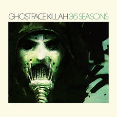 Ghostface Killah - 36 Seasons, LP Vinyl - The Giant Peach