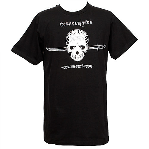 Fifty24SF - Usugrow Sword Men's Shirt, Black - The Giant Peach