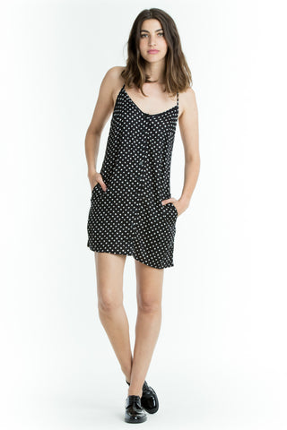 OBEY - Terri Dress, Black Multi