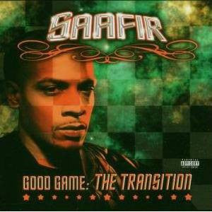 Saafir - Good Game: The Transition, 2xLP Vinyl - The Giant Peach