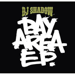 DJ Shadow - Bay Area EP, CD - The Giant Peach