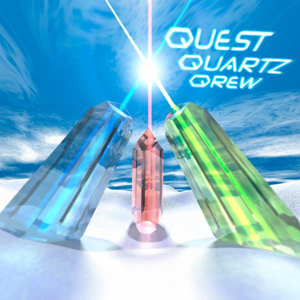 Quest Quartz Qrew - 4/20 Live CD - The Giant Peach