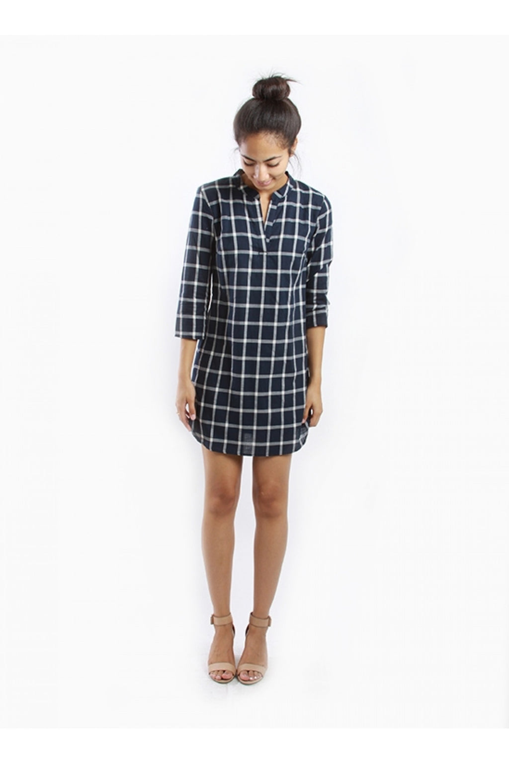 MOD REF - The Cosby Dress, Navy