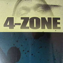 "4-Zone - ""Bounce"" b/w ""Dippin"", 12"" Vinyl - The Giant Peach"