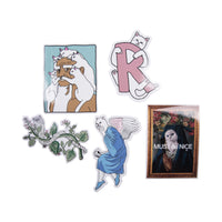 RIPNDIP - Holiday 2017 Sticker Pack - The Giant Peach