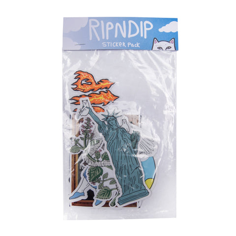 RIPNDIP - Holiday 2017 Sticker Pack