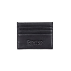 RIPNDIP - Lord Nermal Card Holder Wallet, Black - The Giant Peach