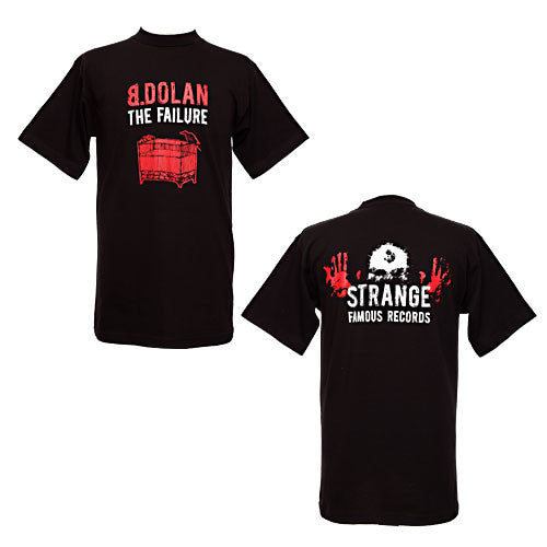 B. Dolan - The Failure Men's Shirt, Black - The Giant Peach