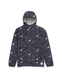 Herschel Supply Co. x Basquiat - Voyage Hip Pack Men's Anorak, Basquiat Beat Bop