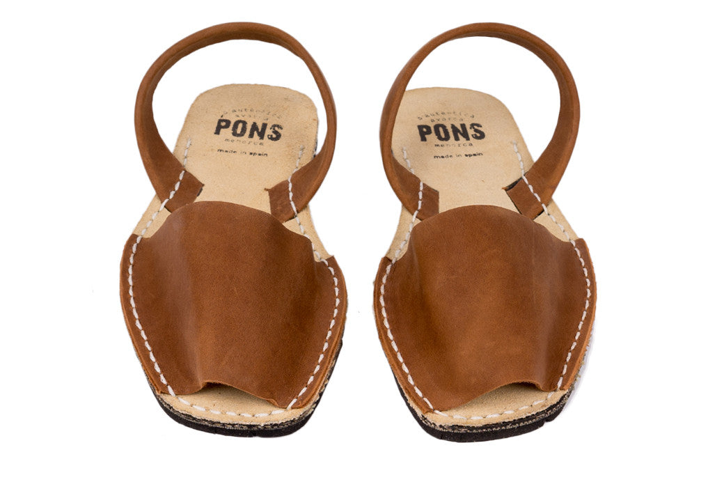 Pons Avarcas - eCo-Classic Sandal - The Giant Peach - 6
