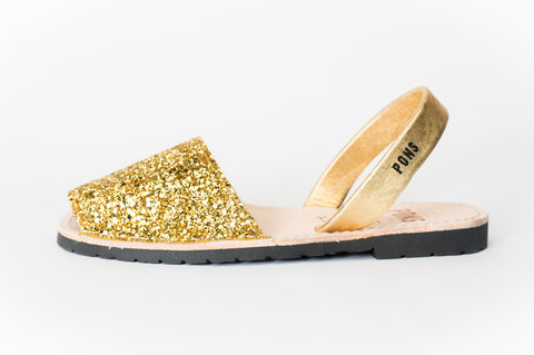 Pons Avarcas - Classic Style Glitter