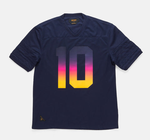 10Deep - Burnout Men's Jersey, Navy
