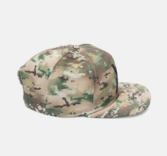 10Deep - Larger Living Snapback Hat, Digi Camo - The Giant Peach - 5