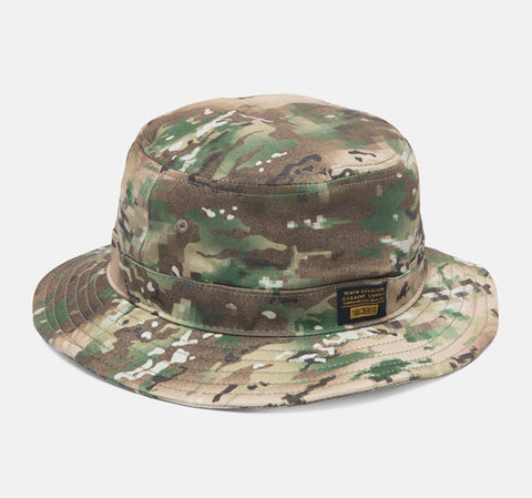 10Deep - Thompson Bucket Hat, Digi Camo - The Giant Peach - 1