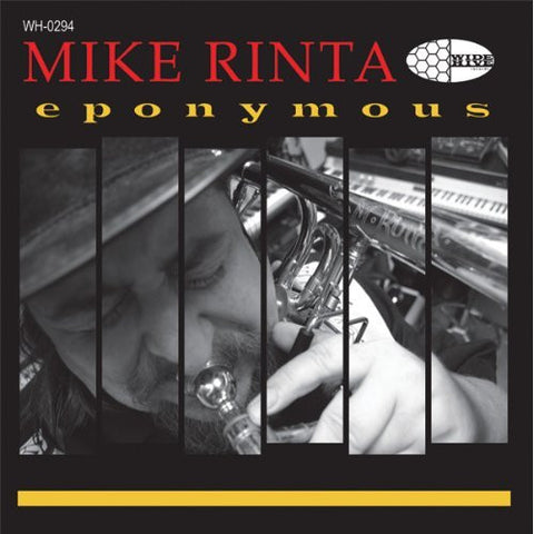 Mike Rinta - Eponymous, CD