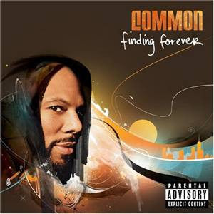 Common - Finding Forever, CD - The Giant Peach