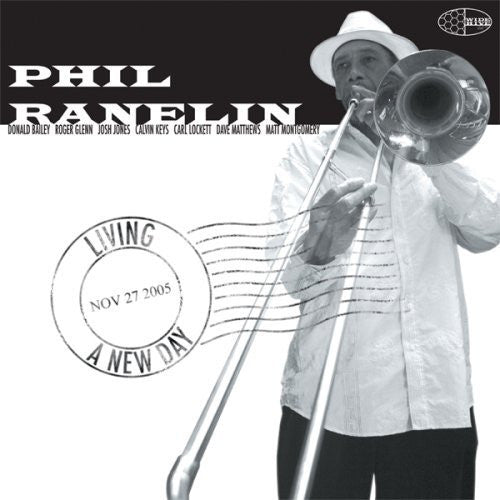 Phil Ranelin - Living a New Day, CD - The Giant Peach