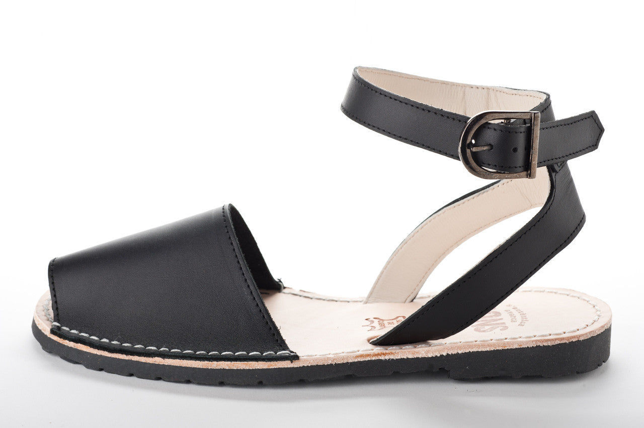 Pons Avarcas - Classic Style Strap Sandal - The Giant Peach - 5