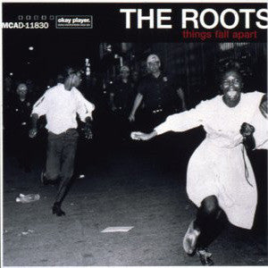 ROOTS, The - Things Fall Apart, CD - The Giant Peach
