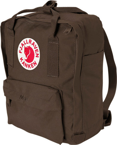Fjallraven - Kanken Mini Daypack, Brown