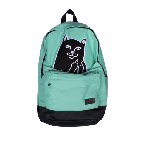 RIPNDIP - Lord Jermal Backpack, Green/Black