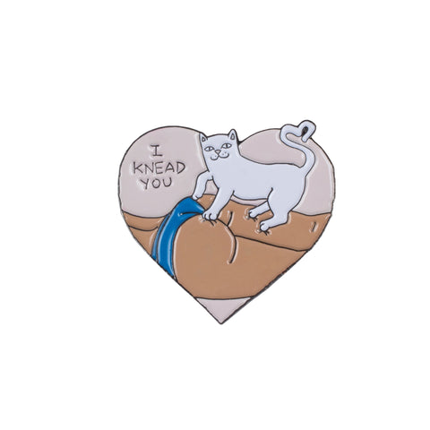 RIPNDIP - I Knead You Pin
