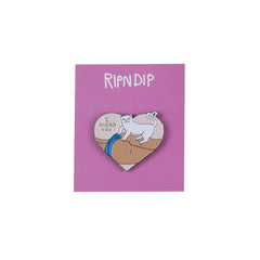 RIPNDIP - I Knead You Pin - The Giant Peach