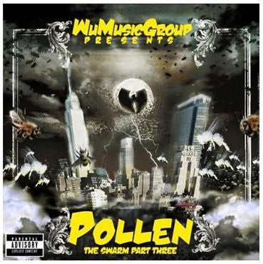 Wu Music Group Presents - Pollen: The Swarm Part 3, CD