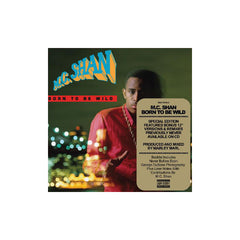 MC Shan - Born To Be Wild, CD - The Giant Peach