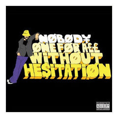 DJ Nobody - One For All Without Hesitation, CD - The Giant Peach