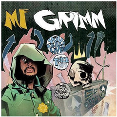 MF Grimm - You Only Live Twice, CD - The Giant Peach