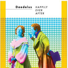 Daedelus - Happily Ever After, CD - The Giant Peach
