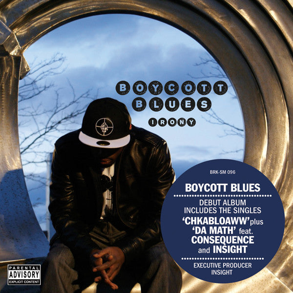 Boycott Blues - Irony, CD - The Giant Peach