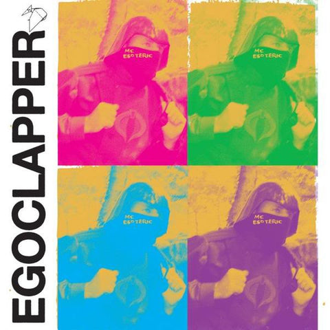 7L & Esoteric - Egoclapper, CD