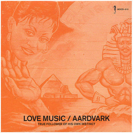 Aardvark - Love Music, CD - The Giant Peach