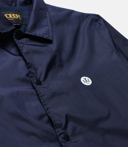 10Deep - Sound & Fury Coach's Trench, Navy