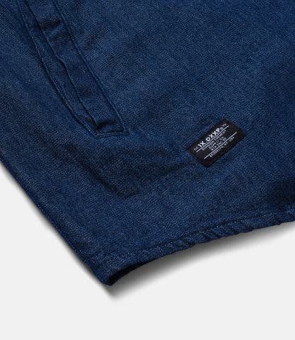 10Deep - Barn League Baseball Jersey, Indigo Denim