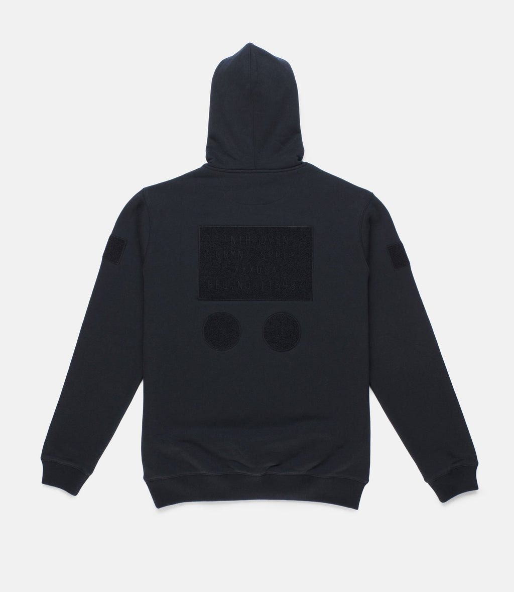 10Deep - A.W.O.L. Men's Hoody, Black - The Giant Peach