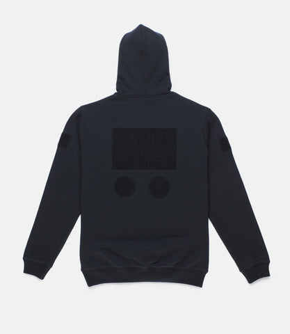 10Deep - A.W.O.L. Men's Hoody, Black